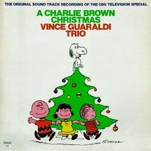 Charlie Brown Xmas Cover